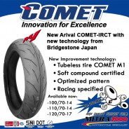 New Arival comet-irct