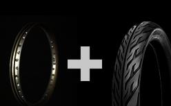 Tires & Velg Sizing Chart